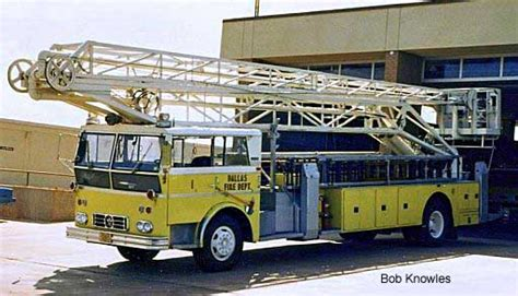 tx dallas department company ladder