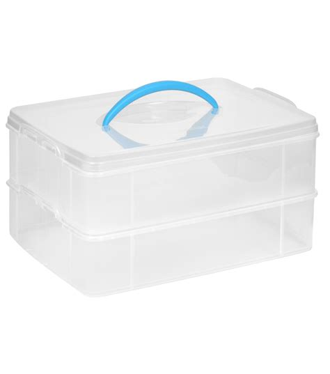 snapware storage containers snapware plastic home storage container with 2 layers