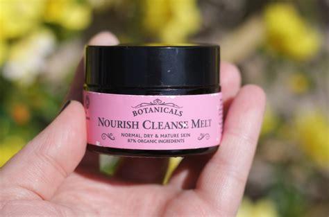Detox Cleanse Nourish Book by Botanicals Nourish Cleanse Melt Camellia Review