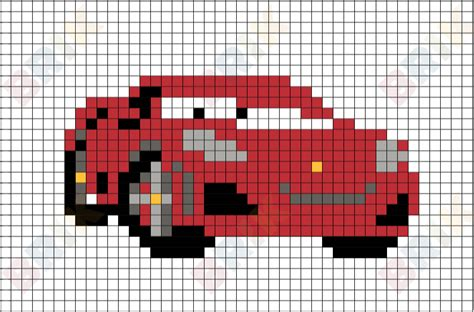 pixel art car michael schumacher pixel art brik