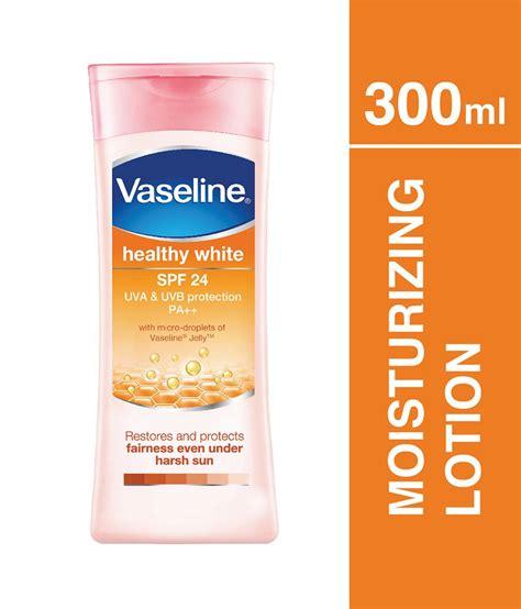 Vaseline Lotion Healthy White Spf24 Pa 200 Ml vaseline healthy white lightening spf 24