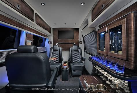 luxury mercedes van luxury mercedes sprinter midwest automotive designs