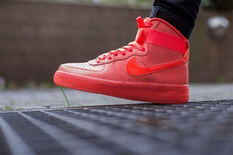 Nike Air One High Premium nike air 1 high premium quot lava quot sbd