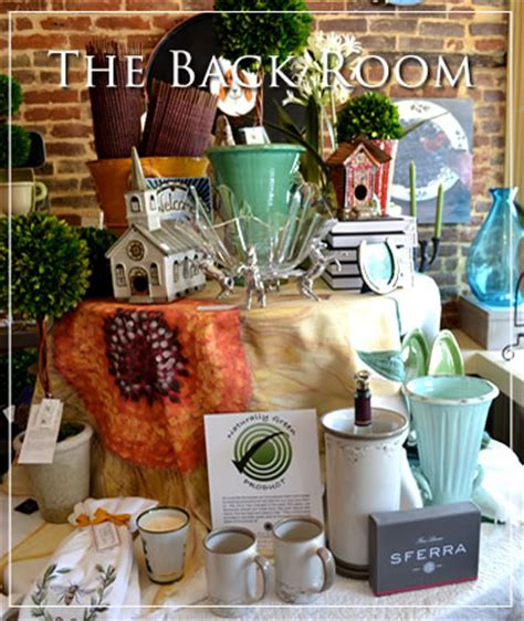 the back room midway ky home goods