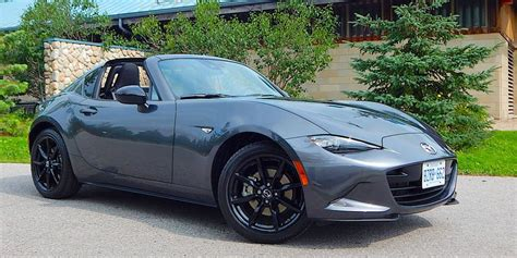 Mazda Mx 6 2020 by Car Review 2019 Mazda Mx 5 Miata Rf Driving