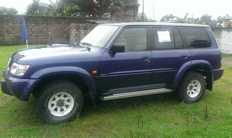nissan patrol europe nissan patrol gr a vendre occasion d europe petites
