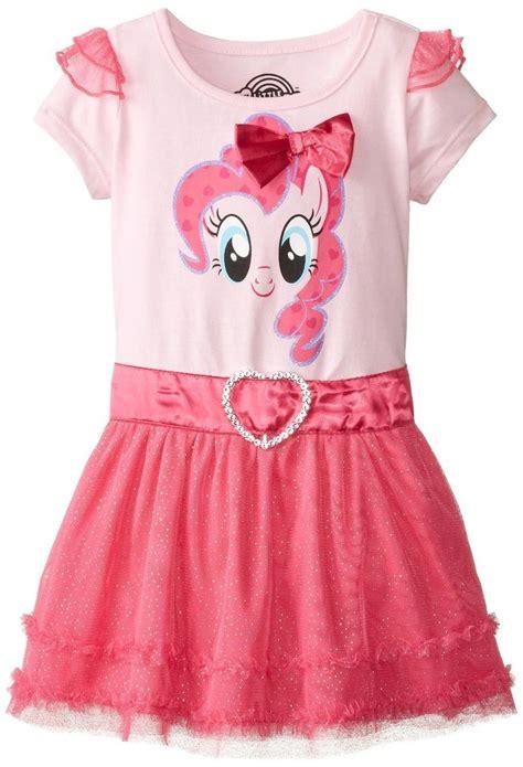Dress Littlepony Pink my pony pinkie pie pink costume