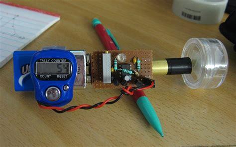 photodiode gamma detector circuit alan yates laboratory photodiode gamma detector