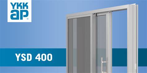 sliding door installation 400 ysd 400 08 32 13 balcony doors ykk ap product guide