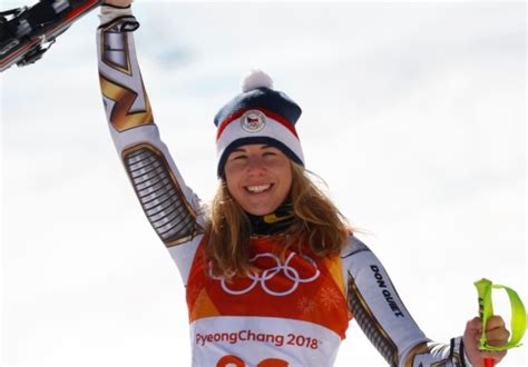 Tries Out by Ester Ledecka Tries Out Skiing Takes Gold Dailysportx