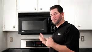 Hang Kitchen Cabinets how to remove a microwave over your stove range build