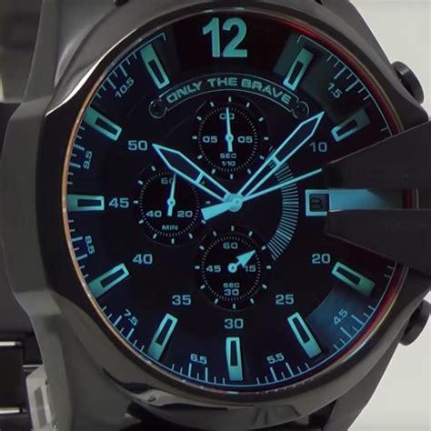 Herren Uhren by Diesel Dz4323 Herrenuhr Chronograph Mit Irisierendem