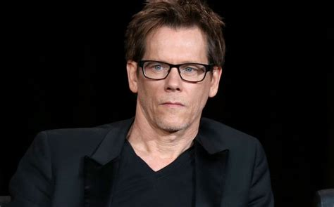 old male actor with glasses kevin bacon interview for the following my career went