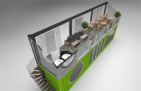 interior design container cafe shipping container cafe comelite architecture structure