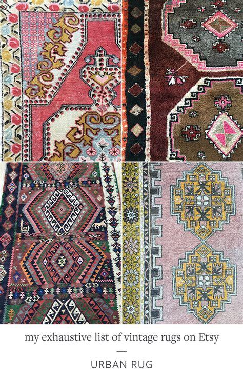 vintage rugs etsy jojotastic my exhaustive list of vintage rugs on etsy