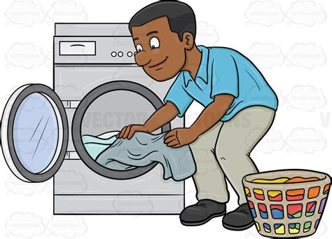 how to wash color clothes clipart washing clothes pencil and in color