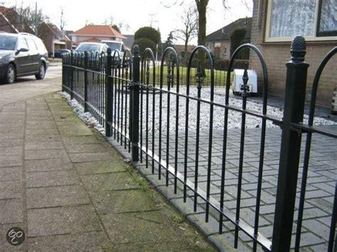 tuin hek metaal 30 cm hoog bol luxus tuinhekje utrecht 580 x 70 cm incl poortje