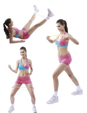 Jelly Fitness Expander Pilates seeds innovative design inc