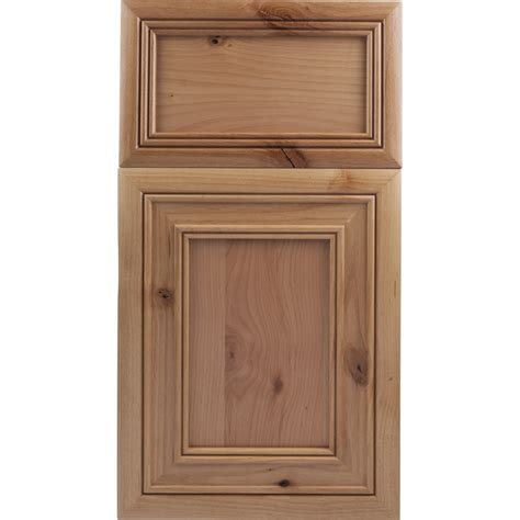 Recessed Cabinet Doors Rustic Alder Mitered Cabinet Doorrecessed Panelseries F44 P1 Unfinished Alder Rustic