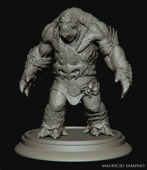 3d Troll troll
