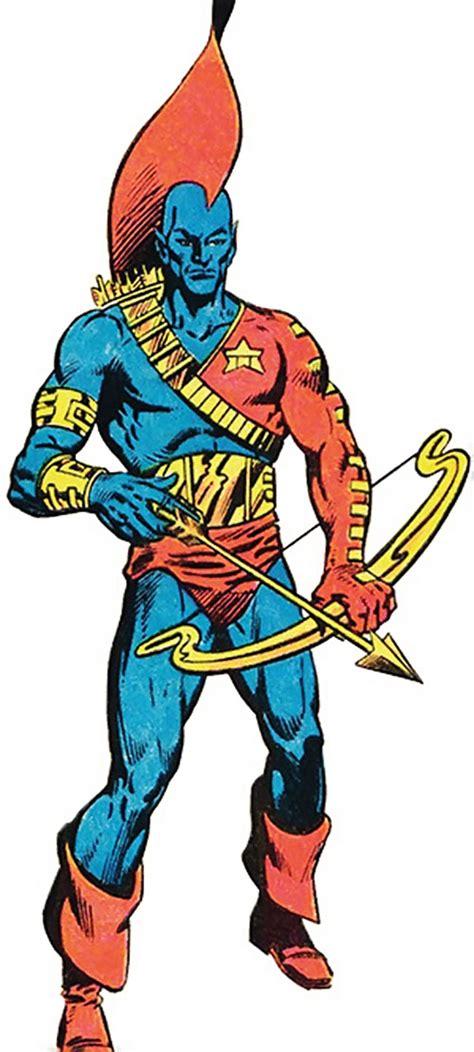 Marvel Guardian Of The Galaxy Yondu yondu marvel comics guardians of the galaxy character profile writeups org
