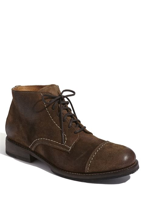 bed stu boots on sale bed stu base boot in brown for men camel suede lyst