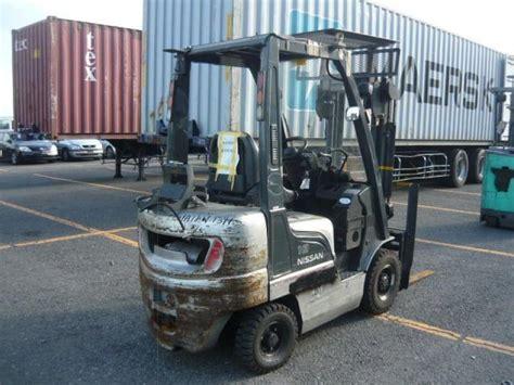 used nissan forklift parts nissan forklift 1 5ton forklift n a used for sale