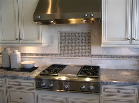 Kitchen Tile Backsplash Gallery - modern kitchen backsplash home design