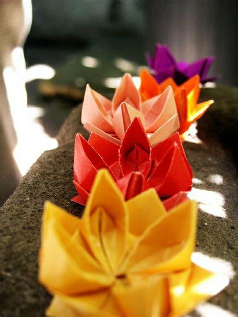origami fiore facile comment faire un origami 55 id 233 es en photos et vid 233 os