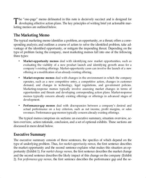 sle executive memo best photos of student recommendation report exle