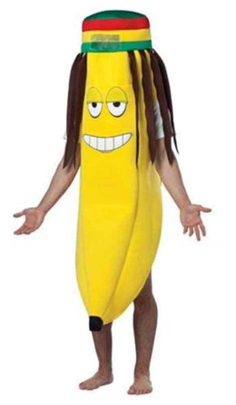Banana Dress rasta banana costume all costumes mega fancy dress