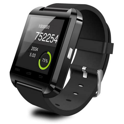 Smartwatch Bluetooth pentafilm smartwatch bluetooth negro