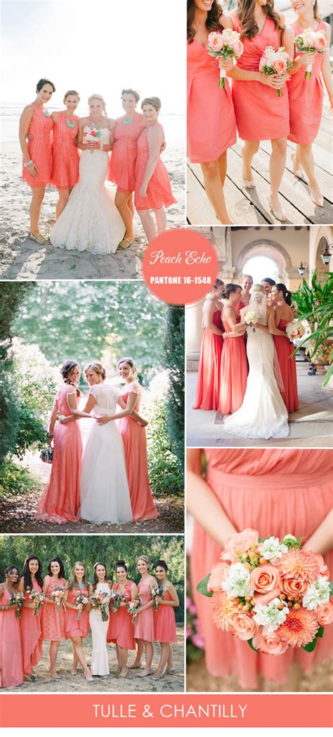 top 10 colors for spring summer bridesmaid dresses top 10 pantone colors for spring summer bridesmaid dresses