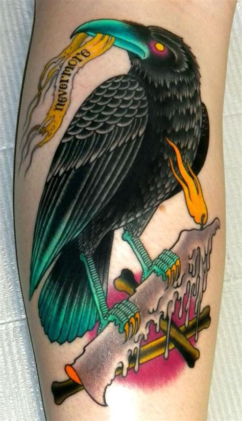 tattoo new school crow 383 best images about neo traditional on pinterest