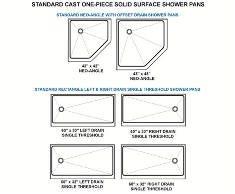 What Is The Size Of A Standard Shower Curtain by Rembrandt Countertops Baths Granite Countertops