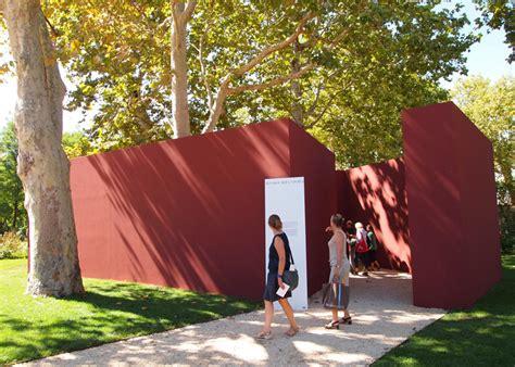 giardino delle vergini pavilions by 193 lvaro siza and eduardo souto de moura in venice