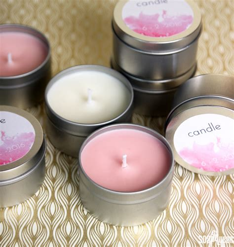 Wedding Favors Candles by Diy Wedding Favor Candles Soap