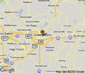 map greensboro carolina huno