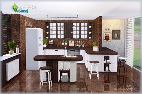 furniture by simcredible custom content keep life simple kitchen pay at simcredible designs 4