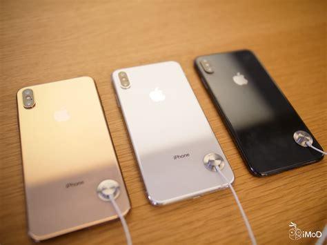 ชมภาพเคร องจร ง iphone xs xs max apple series 4 จาก apple store