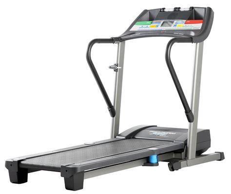 proform xp crosstrainer  treadmill
