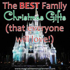 best family christmas gifts that everyone will love