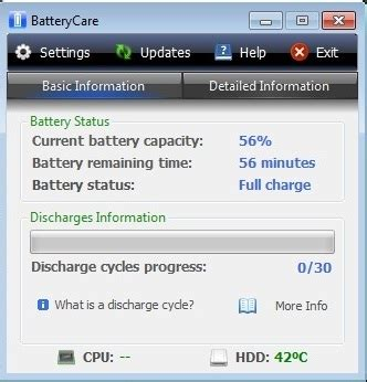 57 available plugged in not charging components