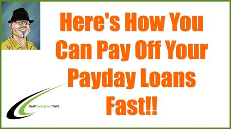 all that you should learn about payday loans pay payday loans fast