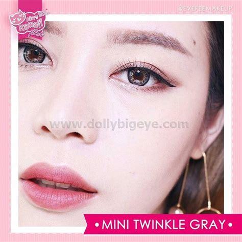 Softlens Twinkle Soft Lens Twinkle Water 55 Korea Mu Softlens Mini Twinkle Free Ongkir Softlensmurahku