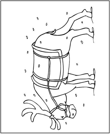 reindeer coloring pages preschool reindeer coloring page coloring pages pinterest