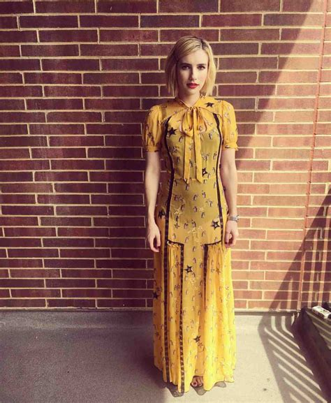 Prewalker Oscar Tali Brown the style selebriti til prima dengan warna kuning harpersbazaar co id