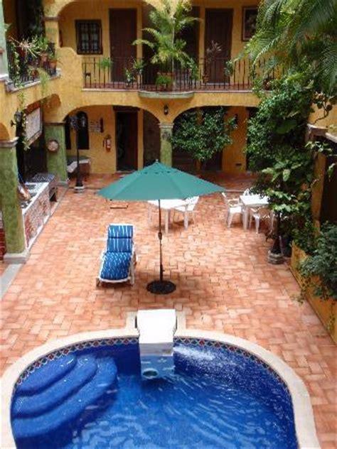 Mexican Bathroom Ideas patio interior y piscina picture of hotel hacienda del