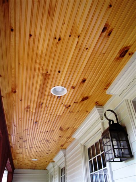 Pine Ceiling Panels by Hull S Mill Direct Paneling