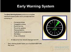 InsideTheStack - Early Warning System Warning Systems